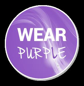 Wear Purple!